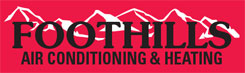Foothills Air Conditioning & Heating Logo