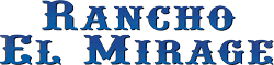RANCHO EL MIRAGE Logo
